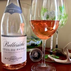 Chapoutier Belleruche Rosé