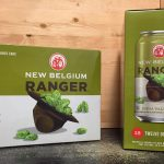 New Belgium IPA in cans at New Castle Liquors