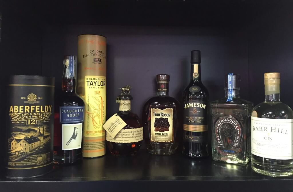 New Castle Liquors new this week