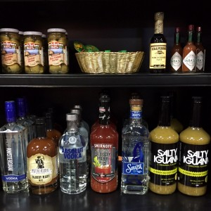 Bloody Mary Bloody Maria at New Castle Liquors