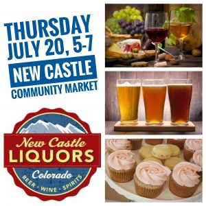 New Castle Liquors 2017 Sampling Garden