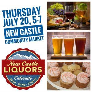 New Castle Liquors 2017 Sampling Garden