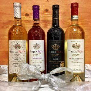 Stella Rosa wine tasting at New Castle Liquors