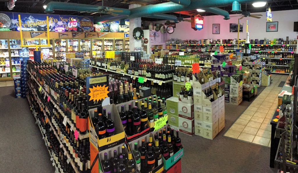 New Castle Liquors