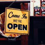 Open for business by Alvaro Serrano