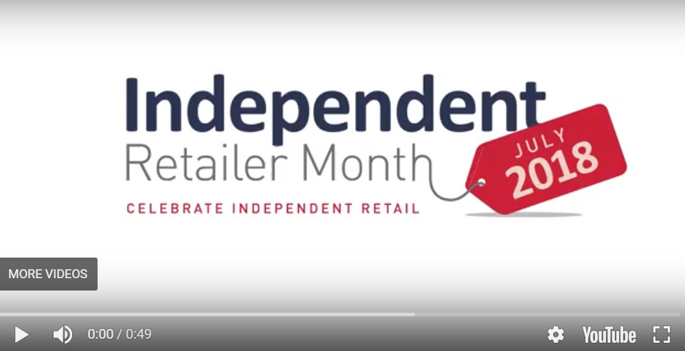Independent Retailer Month