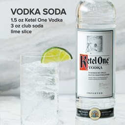 Vodka Soda Recipe