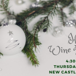 Holiday Wine Tasting, Thursday, Dec. 20