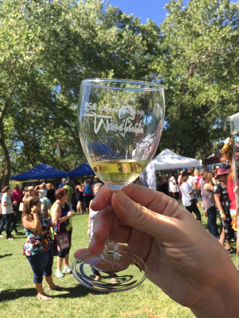 Palisade wine festival