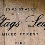 Stags' Leap wine barrels