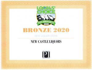 2020 Locals Choice Award